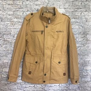 Zaful WE-ARS Lined Light Weight Utility Jacket L